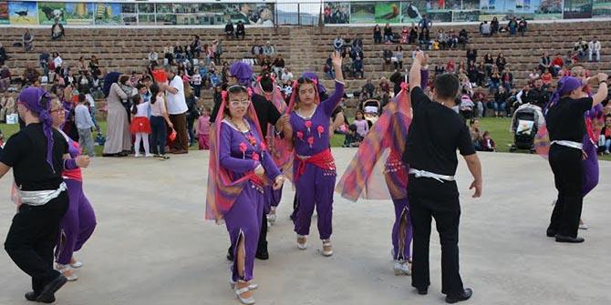 Menemen'de Engelsiz Çocuk Festivali