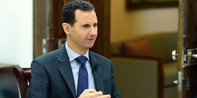O Ülke Esad'a Karşı Askeri Yardım Teklifi Etti!